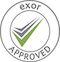 Gold Standard Exor Accreditation logo